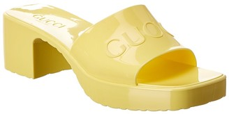 Gucci Rubber Slide
