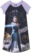Character Sleepwear Girls' Star Wars Episode Viii Nightgown