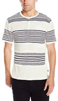 Threads 4 Thought Men's Meyers Striped Henley