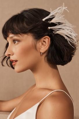 Madeleine Fig Volo Hair Pins