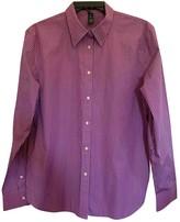 Lauren Ralph Lauren Purple Cotton Top for Women