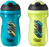Tommee Tippee Insulated 2 Piece Sipper Tumbler