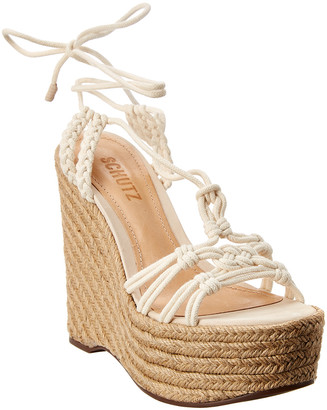 Schutz Macris Wedge Sandal