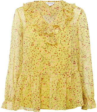 Great Plains Florentina Chiffon Top