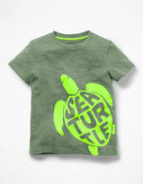 Boden Fluoro Graphic T-Shirt