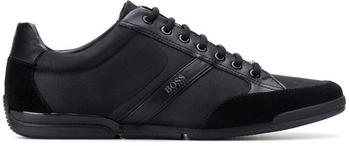 HUGO BOSS lace-up sneakers