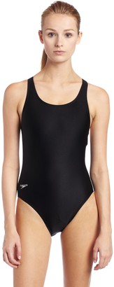 Speedo Race Xtra Life Lycra Solid Super Pro Swimsuit
