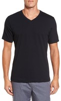 Hanro Men's Living V-Neck T-Shirt
