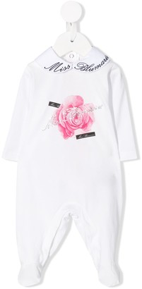 Miss Blumarine Roses Bodysuit