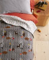 Reversible Woodland Quilt