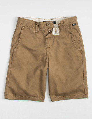 Vans Authentic Boys Stretch Shorts