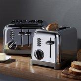Crate & Barrel Cuisinart ® Classic Toasters