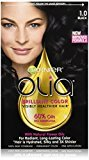 Garnier Olia Oil Powered Permanent Hair Color, 1.0 Black