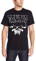 FEA Men's Danzig Skull Logo T-Shirt