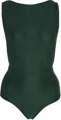 Haight New Side Slit Swimsuit