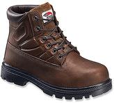 "Avenger Safety Footwear Men's 7302 6"" ST High Heat Outsole Met Guard Boot"