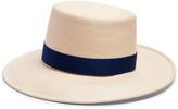 Gigi Burris Millinery Allison Toyo straw boater hat
