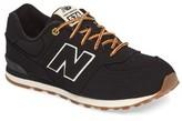 New Balance Kid's 574 Heritage Sport Sneaker