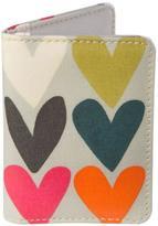 Caroline Gardner Hearts Travel Wallet