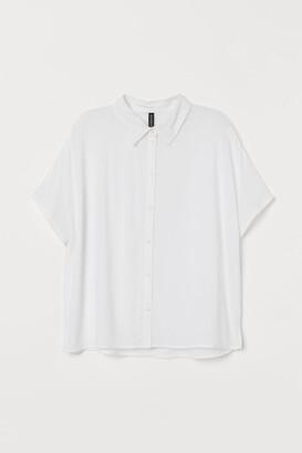 H&M Dolman-sleeved blouse