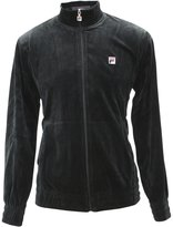 Fila Men's Velour Solid Tracksuit Jacket
