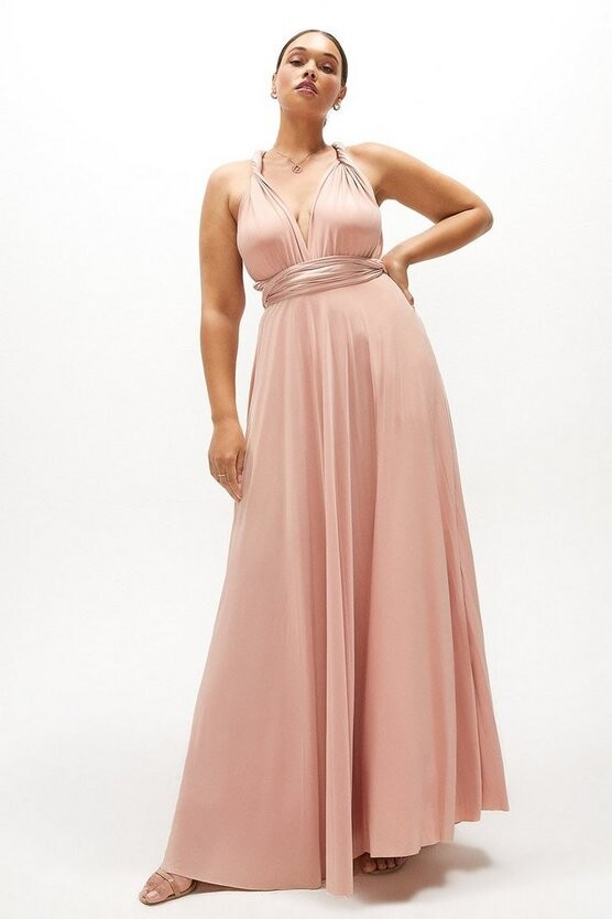 Thumbnail for your product : Coast Curve Multiway Jersey Maxi Dress