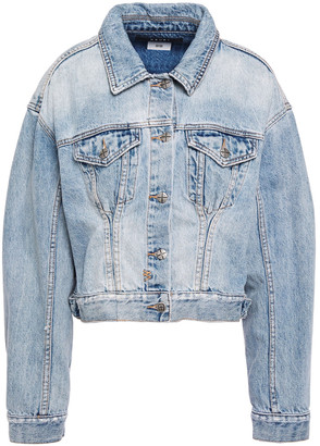 Ksubi Faded Denim Jacket