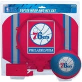 Jarden Sports Philadelphia 76ers Slam Dunk Hoop Set