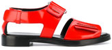 3.1 Phillip Lim strapped sandals - women - Leather - 37