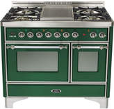 "ILVE 40"" Free-standing Gas Range with Griddle"
