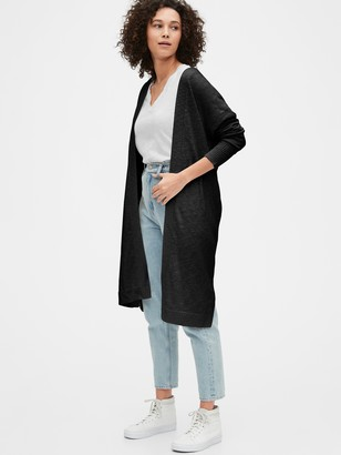 Gap Open-Front Duster Sweater