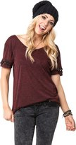 Metal Mulisha Women's Excuse Me Blouse-Small
