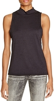 Knot Sisters Turtleneck Tank