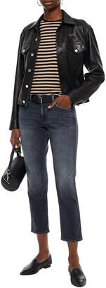Rag & Bone Dre Cropped Low-rise Boyfriend Jeans