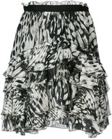 Just Cavalli printed skirt