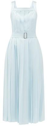 Max Mara Zadar Dress - Womens - Light Blue