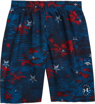 Under Armour Camo Stars Volley Shorts
