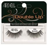 Ardell Eyelash 204 Double Up Black 1pr