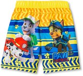 Nickelodeon Paw Patrol Little Boys' Toddler Swim Trunks (T)