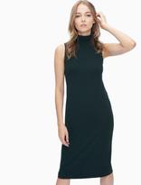 Splendid Rayon Jersey Mock Tank Dress