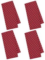 Dobby Plus Dish Towels (Set of 4)