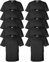 Gildan Men's Ultra Cotton T-Shirt ( 10 Pack )
