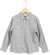 Bonpoint Boys' Striped Button-Up Shirt