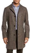 Billy Reid Men's William Merino Wool Topcoat