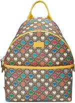 Gucci Children's GG hearts backpack