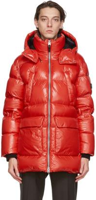 Mackage Red Down Kendrick Coat