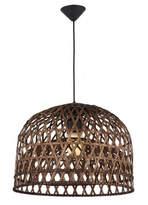 Bhali 1 Light Pendant Size: Large