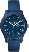 Lacoste 2.12 Coloured Dial Silicone Strap Ladies Watch