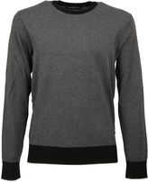 Michael Kors Black Contrast Detail Sweatshirt