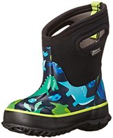 Bogs Classic Dinosaur Winter Snow Boot, , 9 M US Toddler